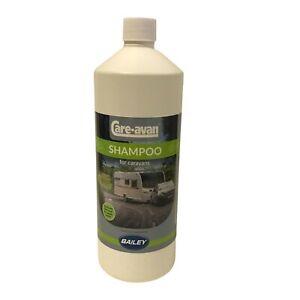 Bailey Alu Tech Endorsed Caravan Shampoo 1 Ltr High Concentrated