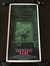 Mondo Jurassic Park Phantom City Creative Regular SDCC 2018 LE xx//325