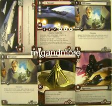 Star Wars LCG-Objective Set #66 - Escape from Hoth