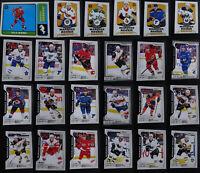 2018-19 Upper Deck Series 2 OPC Marquee Rookie Update Hockey Cards You Pick