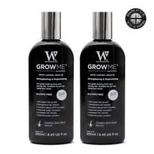 x2 BIOTON Hair Growth Shampoo | BY WATERMANS | Best Hair Loss Shampoo