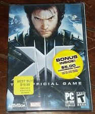 X-Men III The Official Game (PC-CD Rom, 2006) Free Shipping!