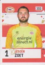 AH 2018/2019 Panini Like sticker #202 Jeroen Zoet PSV Eindhoven