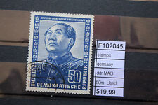 STAMPS GERMANY OLD MAO 50M. USED (F102045)