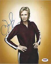 Jane Lynch authentic signed autographed 8x10 photograph holo PSA COA