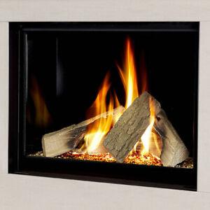 Senso Fireplaces Celena HE Gas Fire 3.9Kw 80% Efficiency 25 Year Warranty