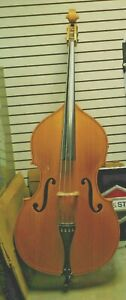 Englehardt 3/4 Upright Bass Model S-9
