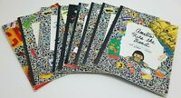 Lot of 8 PB AMELIA Books by Marissa Moss American Girl Road All-New Ties + C484