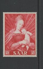 SAAR 1954 MARIAN YEAR 5F RED Mint Never Hinged - GOOD GUM