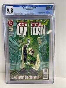 Green Lantern v3 #48 (1994) Key 1st Kyle Rayner DC Comics CGC 9.8