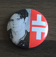 "Heart HOWARD 1/"" 25mm Pin Button Badge TAKE THAT Howard Donald Boy Band I Love"