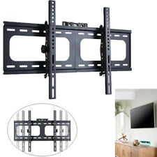 "Strong Thick Fixed TV Wall Bracket VESA Mount for LCD LED Plasma 26-75"" Screen"