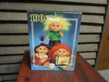 Vintage Norfin Trolls 100 Piece Puzzle Golden BRAND NEW SEALED