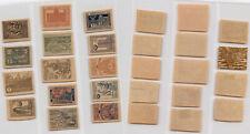 Azerbaijan 1922 SC 15-17, 19-27, B1-B2 mint. rtb5478