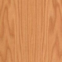 Red Oak Wood Veneer Plain Sliced 10 mil 2x8 Sheet