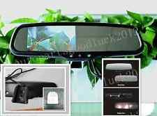 Auto-dimm Spiegel,Auto Rückfahrsystem 11cm LCD Rückspiegel Monitor m.