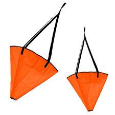 2 Pièces 18'' et 24'' Ancre Flottante Mer Accessoire de Kayak Yatch
