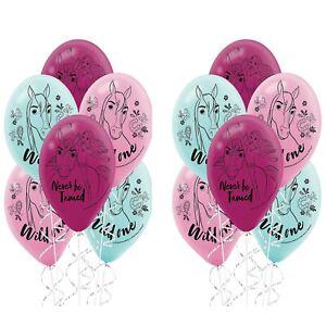 Spirit Riding Free Latex Balloons Girls Birthday Party Decoration Supplies ~12ct