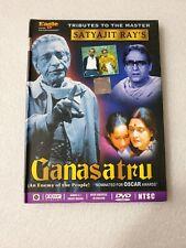 Ganasatru (An Enemy Of The People) DVD Satyajit Ray! All Region Legit & Licensed
