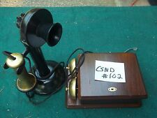 Original Vintage Candlestick Telephone, without dial (CSND#102)