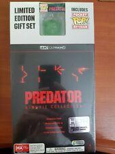 Predator 4 Movie Collection 4k Ultra HD - Keychain Keyring Limited Edition RARE