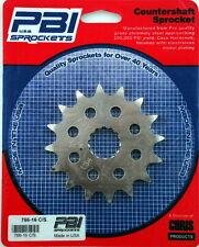 Steel 16 Tooth Front Sprocket PBI 766-16