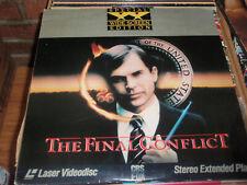 The Final Conflict Laserdisc LD