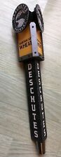 Deshutes Brewery Beer Tap Handle Oregon Used Man Cave Collectible