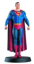 DC COMICS SUPERHERO COLLECTION SUPERMAN FIGURINE #2 PLUS CHARACTER BOOKLET