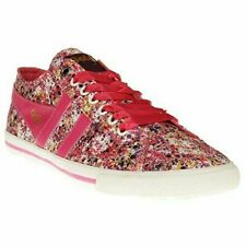 Gola Women's Quota Melly Casual Shoes  Magenta 8