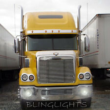 Freightliner Coronado Halo Fog Lamps Angel Eye Driving Light Kit