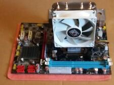 GAME-BUNDLE MATX-Mainboard + i5-3450 (4x, 3.5GHz max.), HD Graphics, HDMI