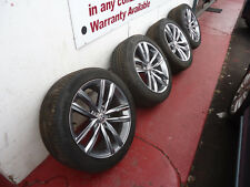 2017 VW set 18 inch Original Summer Wheels & Tyres transporter