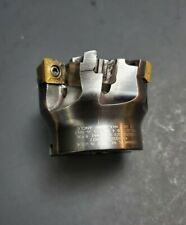 """Kennametal 3"""" Indexable Milling Cutter Coolant T. READ Machinist Face Mill Shell"""
