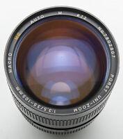 Porst Uni-Zoom 35-105mm 35-105 mm Macro MC Auto M 1:3.5 3.5 - Pentax PK
