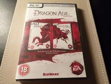 Dragon Age Origins Ultimate Edition PC **New & Sealed**