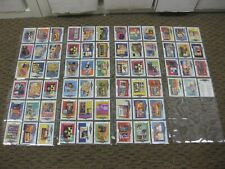 1993 CLASSIC TOYS TRADING CARD SET - COMPLETE SET OF ALL 66 CARDS!