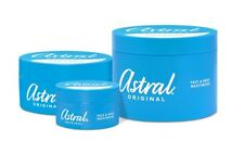 Astral Original Face And Body Intensive Moisturizer & Body Cream | All Sizes