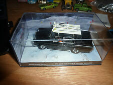 JAMES BOND CAR COLLECTION- MERCEDES BENZ 220S -ON HER MAJESTYS SECRET SERVICE -