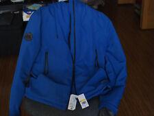 Superdry Men's Electric Blue Padded Elite Windcheater Hooded Jacket M