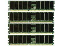 NOT FOR PC/MAC! 4GB (4x1GB) Server Memory | HP Compaq ProLiant DL380 ML350 G3 *