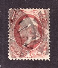 US O83 1c War Department Used w/ Circle of V's Cancel