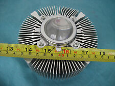1pc 12v Up To 100w Led Aluminium Heatsink Round Len 30w 50w 100w 120mmx40mm