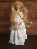 1998 Irwin Toys Sailor Moon Princess Serena Doll 11.5 inches