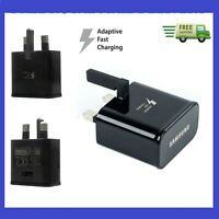 New  Samsung Fast Mains Charger Adapter Plug For Galaxy A40 A50 A60 A70 A80