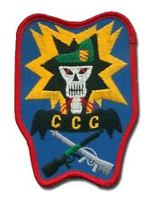 MACV-SOG CCC patch - Vietnam Special Forces  L197