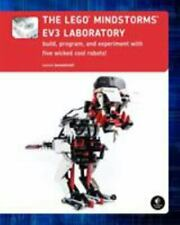 The LEGO MINDSTORMS EV3 Laboratory: Build, Program, and Experiment with Five Wic