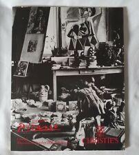 CHRISTIES CATALOGUE EDITIONS PICASSO CERAMICS OCT90  ++