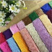 DIY 10 Yards Wedding dress embroidery Lace Trim clothing accesories Sewing