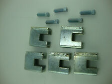 "Lot Of 5 3/8"" Beam Clamp Heavy Duty NOS"